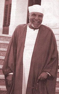 الشيخ متولي الشعراوي