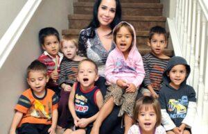 إنجاب أكبر عدد من الأطفال المولودين من أم واحدة