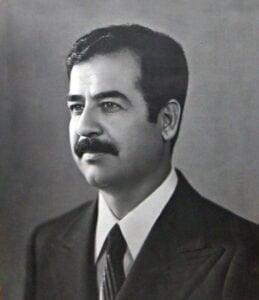 صدام حسين نسبه ونشأته