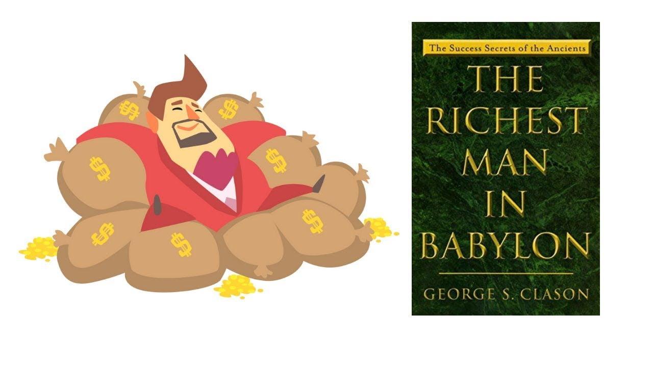 صورة قواعد إدارة المال – أغنى رجل في بابل