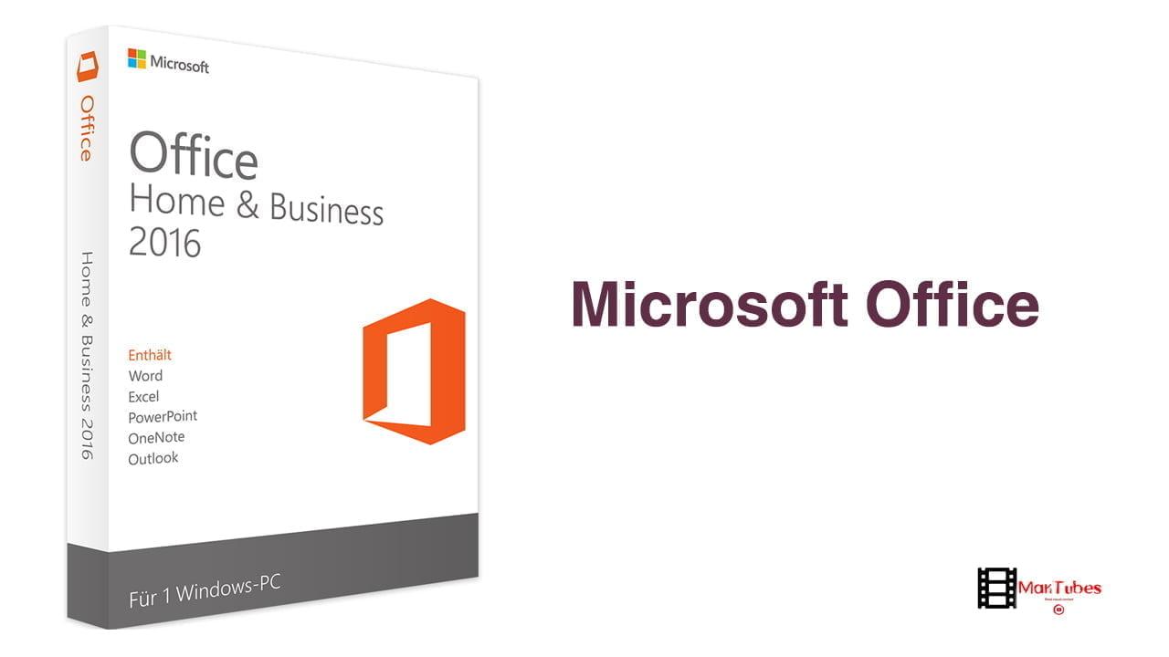 صورة تحميل Microsoft Office 2016 مجاناً