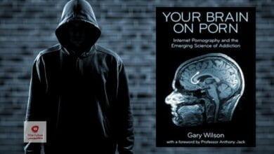 صورة دماغك تحت تأثير الإباحية – كتاب جاري ويلسون