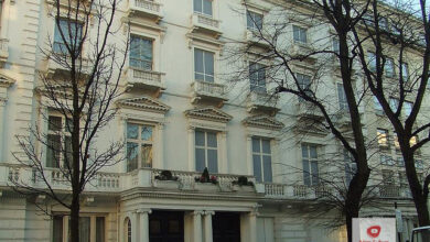 صورة قصة شارع Leinster gardens في لندن – احمد فاخوري