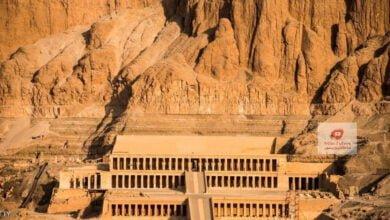 صورة وادي الملوك في مصر (valley of the king)