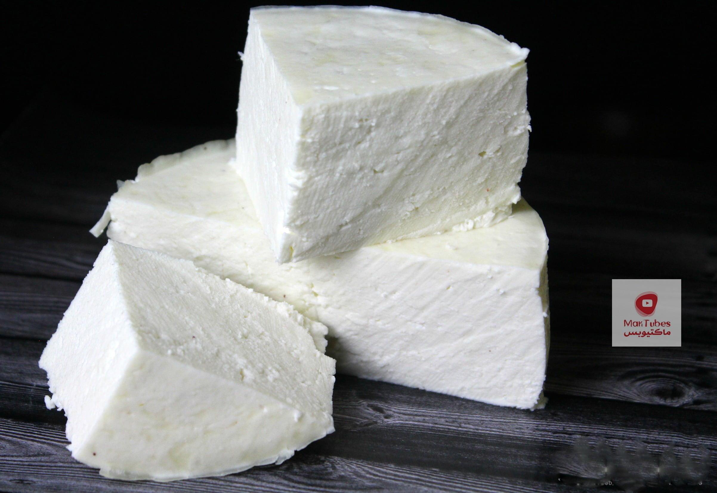 اصنعوا الجبن بمكون صحي لا يخطر على الباب بدون منفحة أو خل أو ليمون على الطريقة الشركسية
