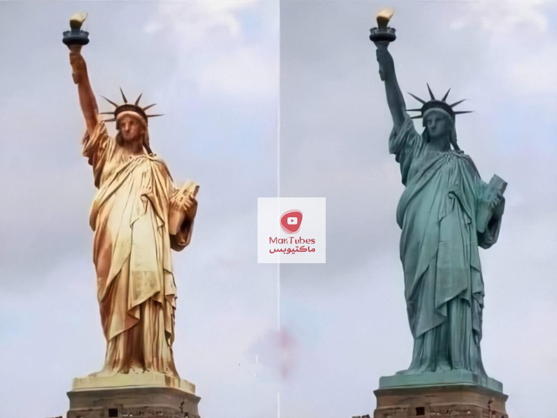أسرار عن تمثال الحرية لا يعرفها معظم الأمريكيين والعالم