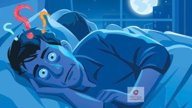 صورة لماذا تخطر في بالنا الأسئلة في منتصف الليل؟!
