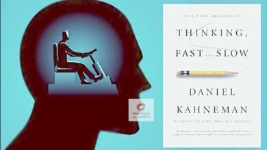 صورة كيف يتلاعب الإعلام بعقلك؟ ملخص كرتوني لكتاب: التفكير بسرعة وببطء