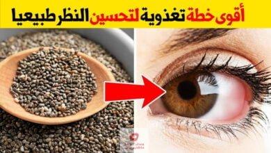 صورة سلامة العين | تحسين النظر طبيعيا خطة تغذوية كاملة تحافظ على سلامة العين والنظر طبيعيا